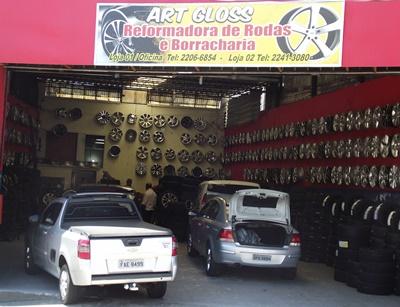 Art Gloss Loja e Oficina