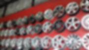 Rodas Reformadas pela Art Gloss