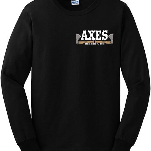 Axes Long Sleeve T-Shirt