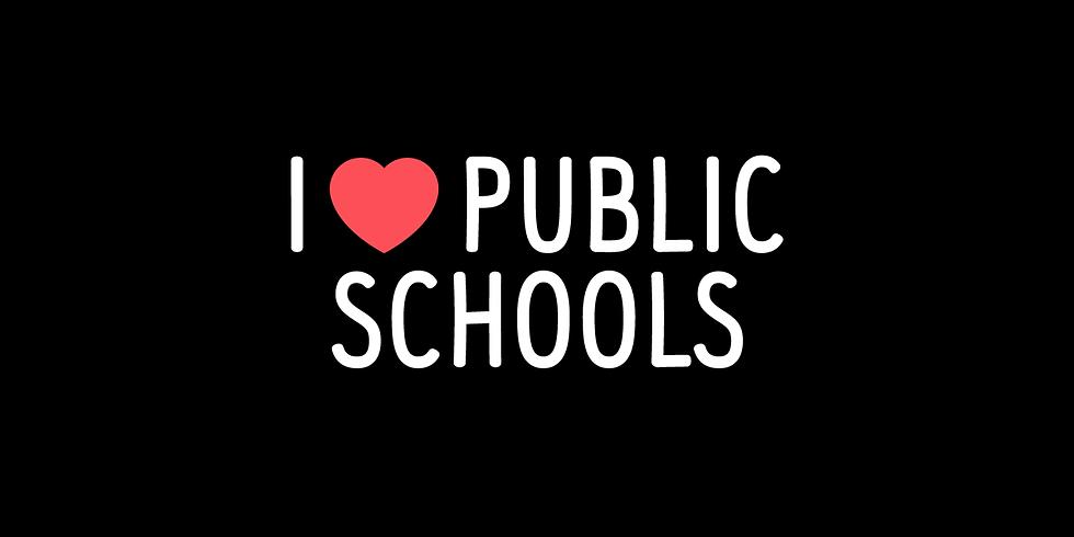 Public School Appreciation Night