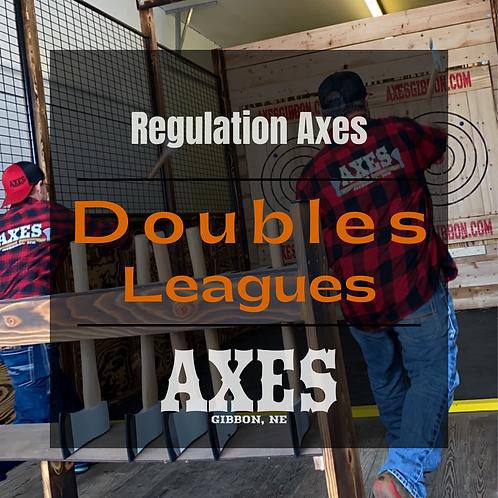 Doubles League Registration