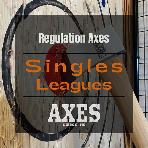 Single Thrower League Registration