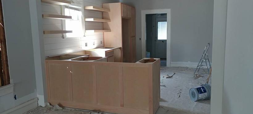 Kitchen Remodel Process