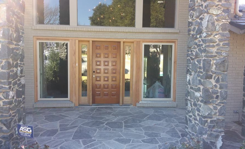New Front Entry Design Process