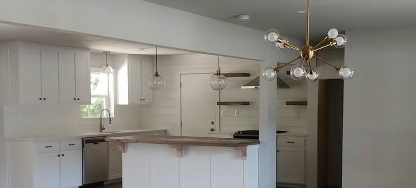 Kitchen Overhaul Complete
