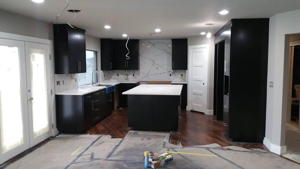 Kitchen Renovation Process