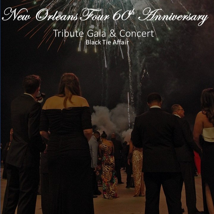 New Orleans Four Tribute Gala Concert