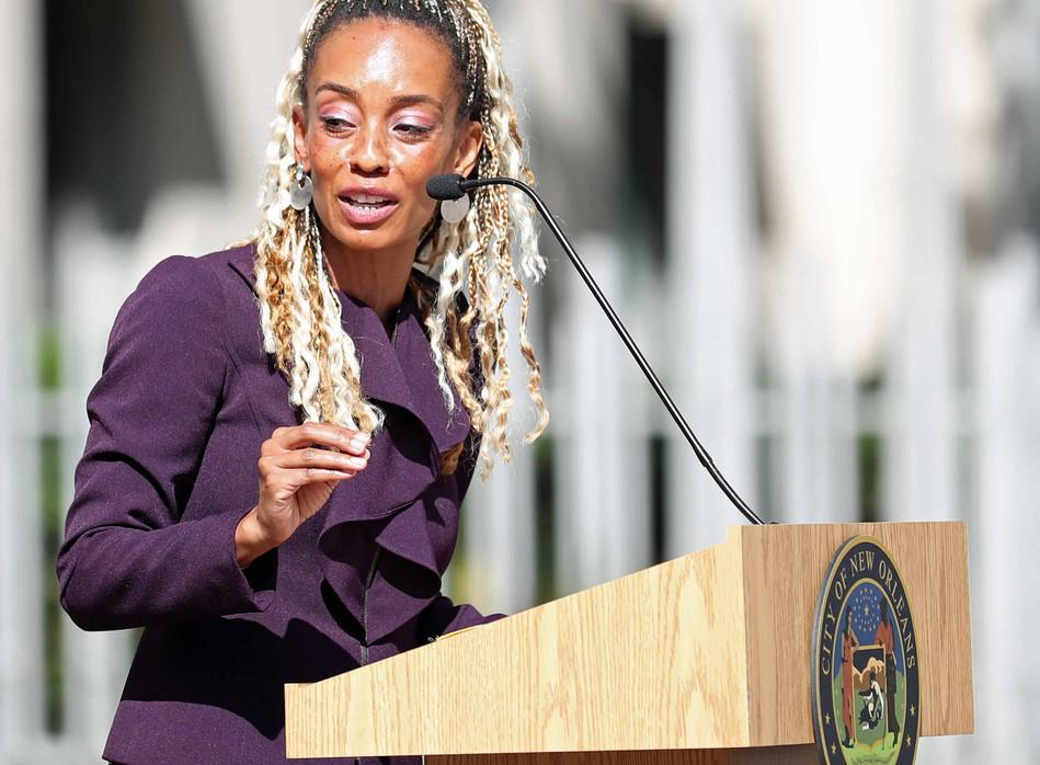 Alanah Odoms Hebert_ACLU Louisiana_Execu