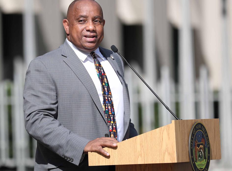 Julius Feltus Mayor Cantrell Senior Advi