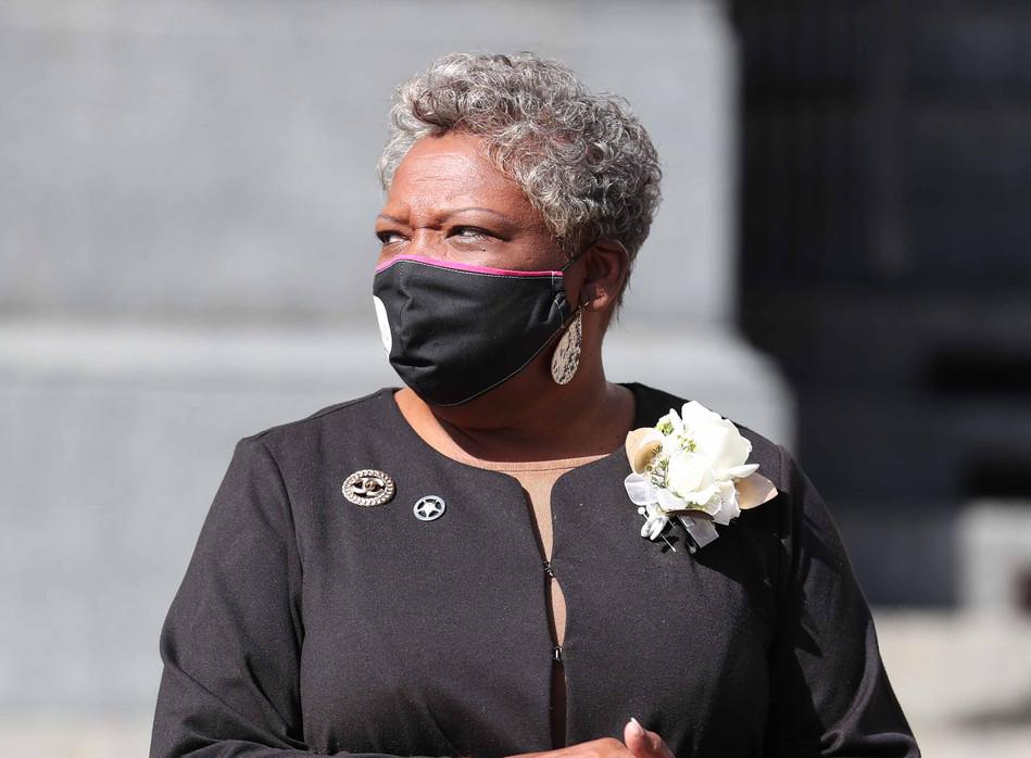 Leona Tate 60th Anniversary of Desegregation
