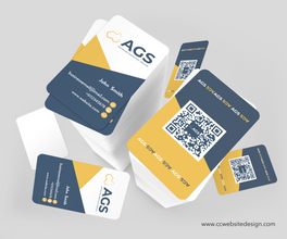 mockup-of-two-towers-of-business-cards-1