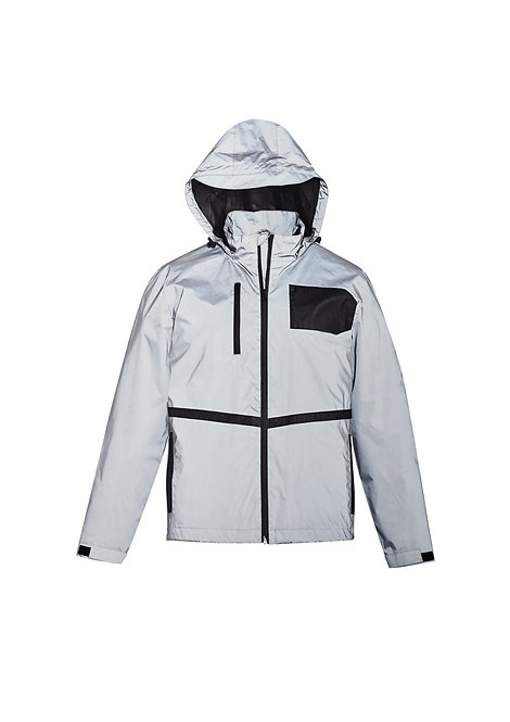 ZJ380 Unisex Streetworx Reflective Waterproof Jacket