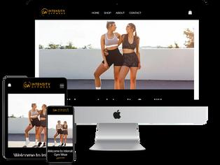 Gymwear website design.png
