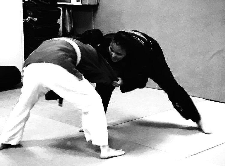 Ju Jitsu Fighting System.