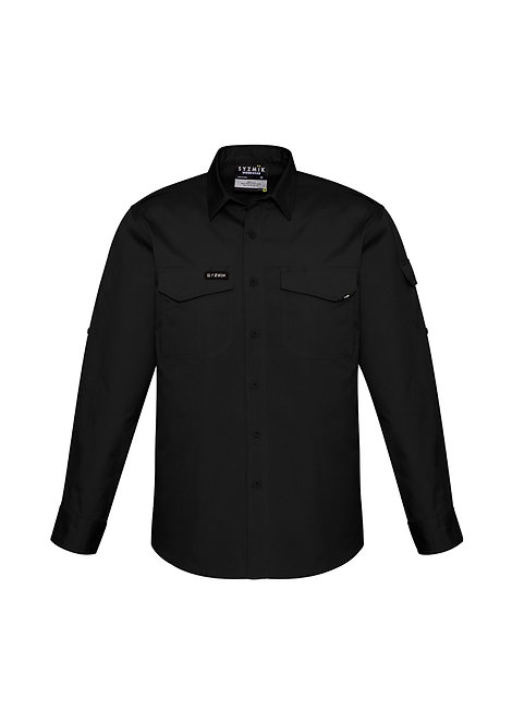 ZW400 Mens Rugged Cooling Mens L/S Shirt