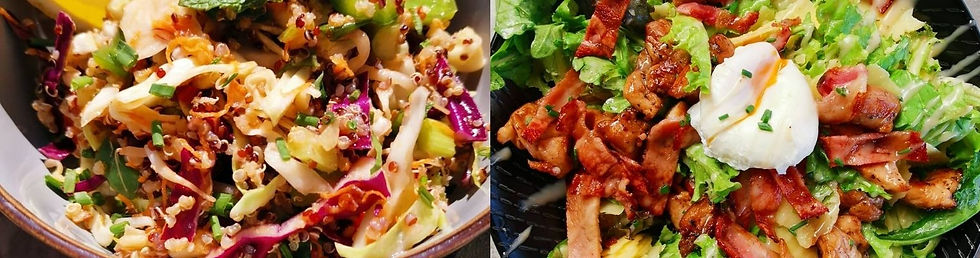 Vegan Salads Redcliffe