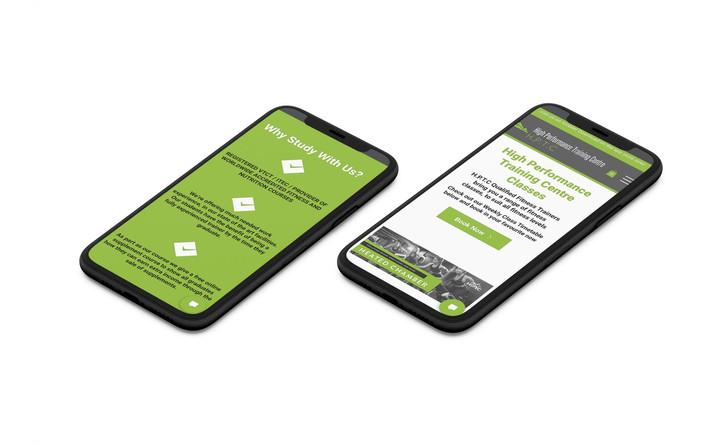 mobile-fitness-website-design