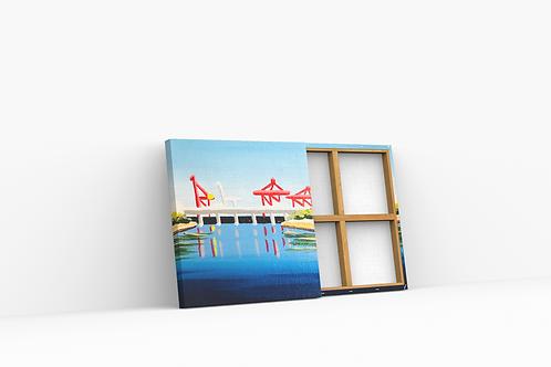Bridge Mini Canvas