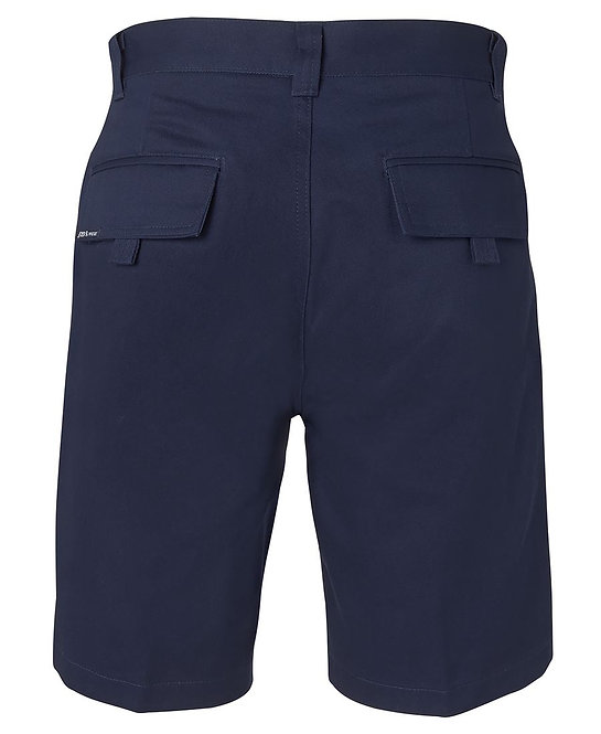 MERCERISED WORK SHORT 6MWS