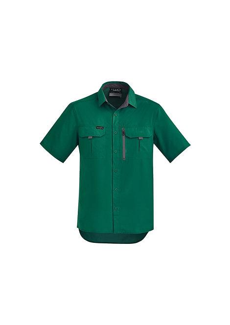 NEW COLOUR   ZW465 Mens Outdoor S/S Shirt