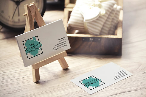 Business Card Option Canvas Collection.j