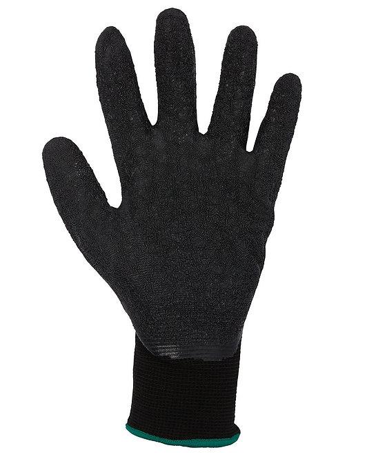 BLACK LATEX GLOVE (12 PACK) 8R003