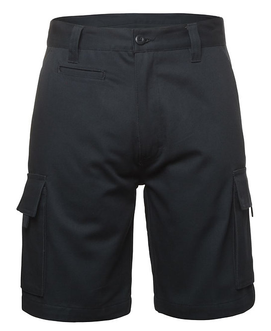 ADULTS AND KIDS MERCERISED WORK CARGO SHORT 6MS