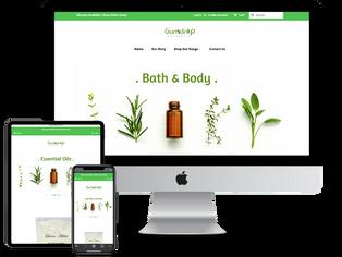 Bath and body website design.tiff