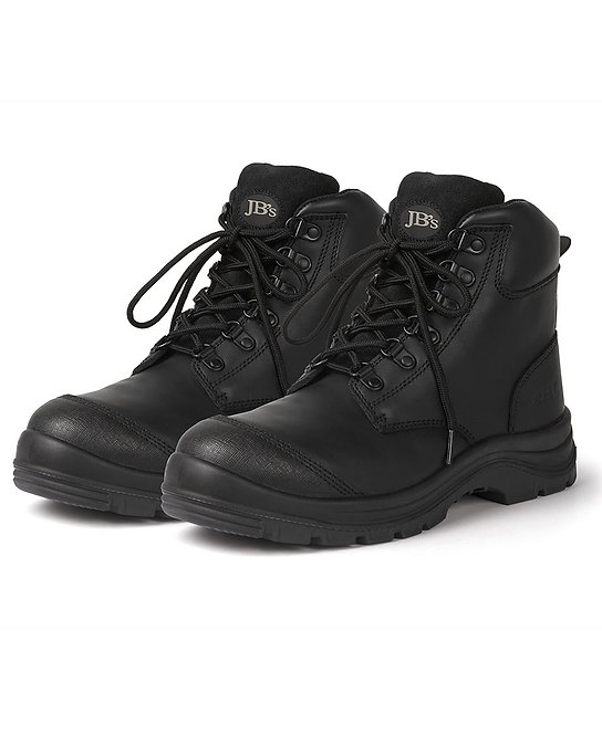 LACE UP SAFETY BOOT 9F4