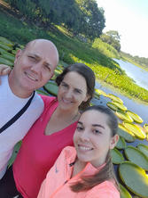 Helen Conefrey and family