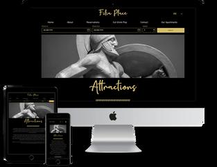 Hotel website design.tiff