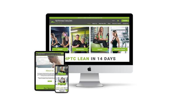 fitness-web-design
