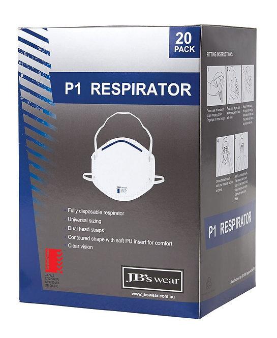 P1 RESPIRATOR (20PC) 8C001