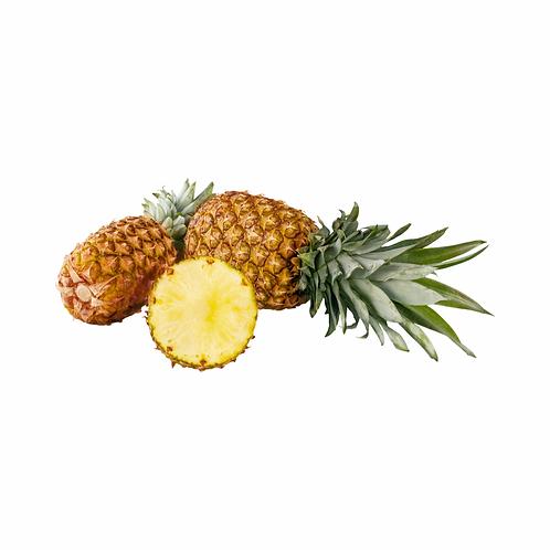 Pineapples acid free each