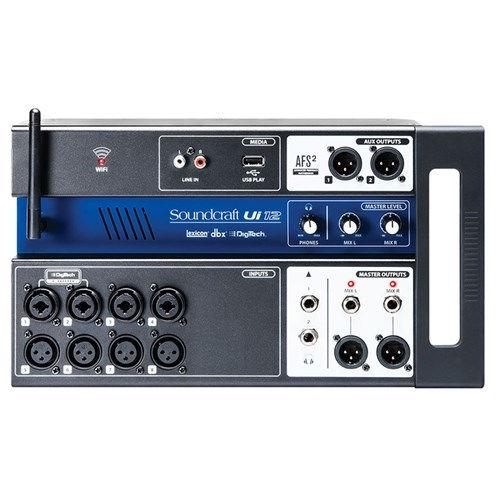 Soundcraft UI12 mixer