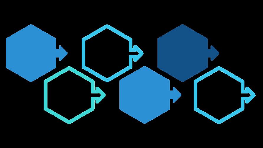 Blue-and-White-Arrow-Chart-Presentation-
