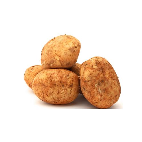 Potatoes - brushed 20kg