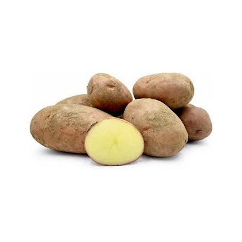 Potatoes Brushed 20Kg
