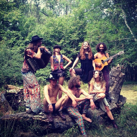 With The Embers Collective @ Wilderness Festival