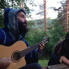 Meadows in the Mountains, Bulgaria with The Embers Collective
