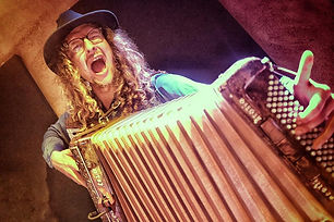 London's finest Accordionist and all round hero