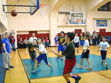 Basketball Season Starts Nov 16