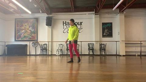 Sarah Formosa's Class Choreography