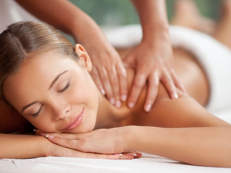 10 REASONS TO GET A MASSAGE