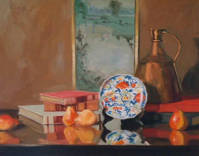 The Oriental Plate