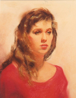 Study in Red-Violet