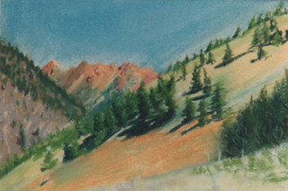 Near Trail Creek