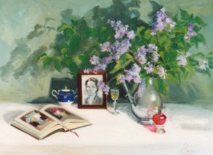 Grandmother's Lilacs