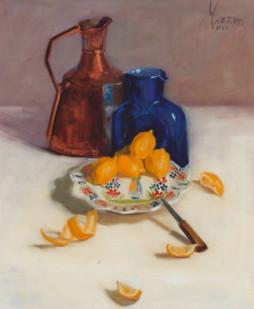 Quimper with Lemons
