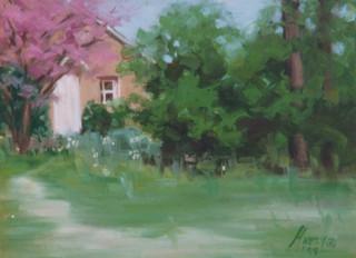Springtime at Riverview Farm